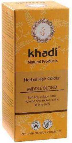 Khadi Henna naturalna ŚREDNI BLOND