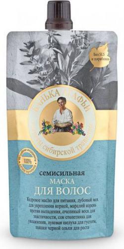 Babuszka Agafia maska do włosów siedmiu sił 100 ml