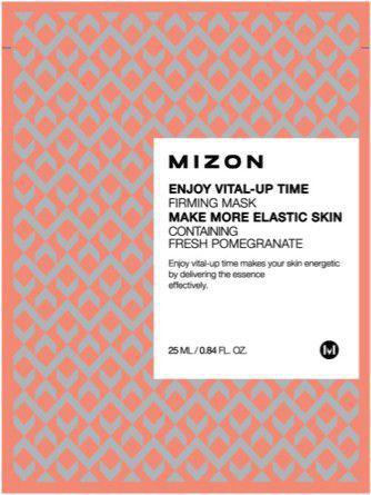 MIZON Ujędrniająca maska z granatem Enjoy Vital-Up Time Firming Mask 25ml