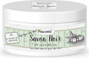 Nacomi SAVON NOIR czarne mydło 200 ml