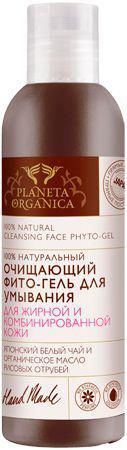 Planeta Organica ŻEL fito oczyszczający dla skóry tłustej i mieszanej