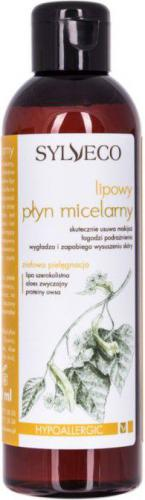 SYLVECO Lipowy płyn micelarny 200 ml