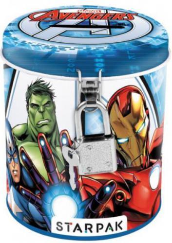 Starpak Skarbonka okrągła Avengers  (356497)