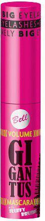 BELL Bell Tusz do rzęs pogrubiający Volume Gigantus 01 czarna  9ml - 831758