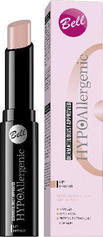 BELL Hypoallergenic Baza utrwalająca makijaż ust w sztyfcie nr 01 1szt