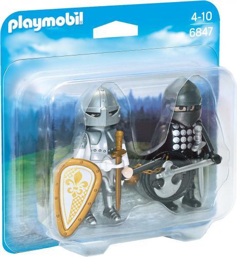Playmobil Knights Dwóch rycerzy (6847)