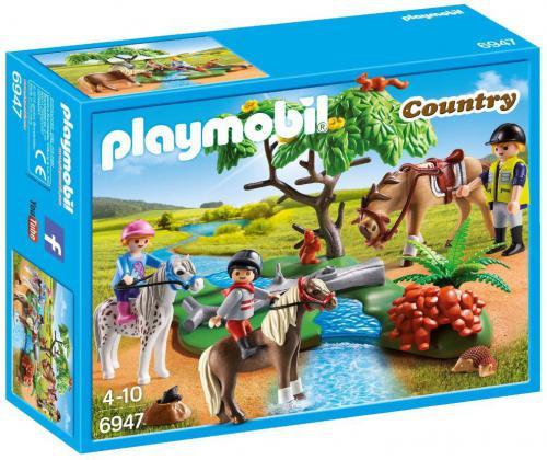 Playmobil Country Konie z postaciami (6947)