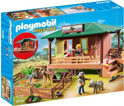 Playmobil Wild Life Miejsce do hodowli zwierząt (6936)