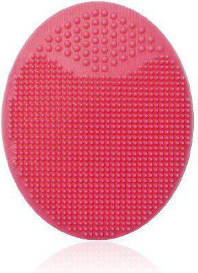 Donegal PŁATEK silikonowy do mycia i masażu twarzy 5x6,2x1,5cm (4308)