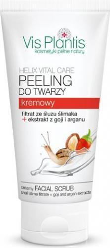Vis Plantis Helix Vital Care Peeling do twarzy kremowy 75ml