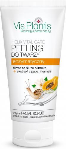 Vis Plantis Vital Care Peeling do twarzy enzymatyczny 75ml (815334)