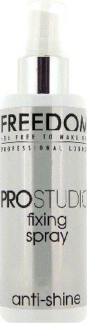 Freedom Pro STUDIO ANTI-SHINE FIXING SPRAY -  Mgiełka matująca  100ml
