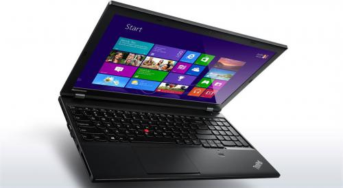 Laptop Lenovo ThinkPad L540 (20AUA18DPB/4GB RAM/240 SSD/500GB HDD)