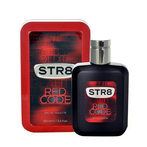 STR8 RED CODE EDT 100ml
