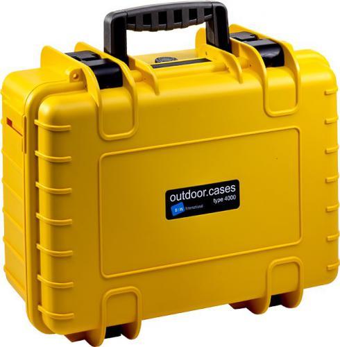 Torba B+W Type 4000 żółta (4000/Y/SI)