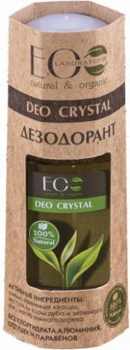 EO Laboratorie Naturalny dezodorant DEO CRYSTAL z wyciągiem z kory dębu 50ml