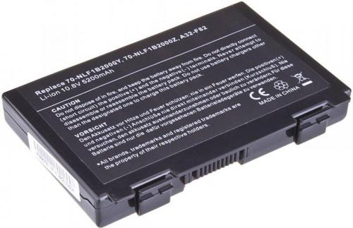 Bateria Avacom do Asus K40, K50, K70,  Li-Ion 10.8V,  5200mAh (NOAS-K40-S26)