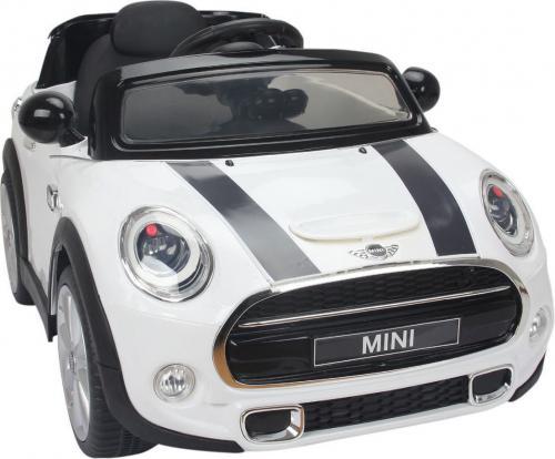LEANToys Auto na akumulator MINI S, Białe