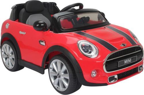 LEANToys Auto na akumulator MINI S, Czerwone