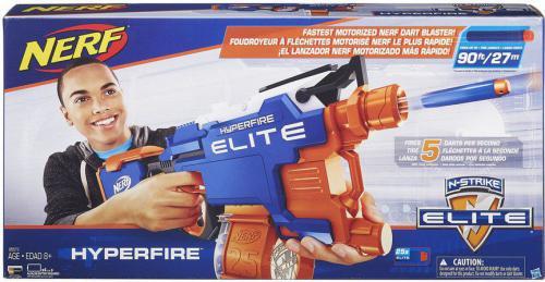 Hasbro NERF N-Strike Hyperfire - B5573