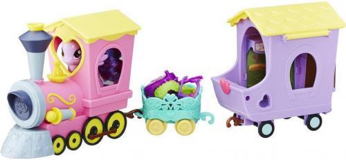 Hasbro My Little Pony Pociąg przyjaźni (B5363)