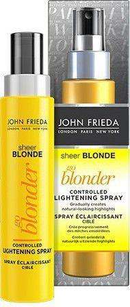 John Frieda Sheer Blonde Spray rozjaśniający do włosów blond Go Blonder 100ml
