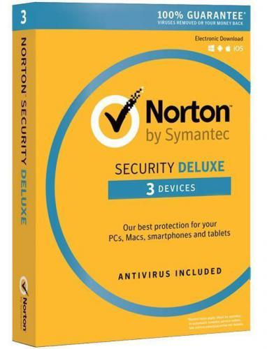Symantec Norton Security Deluxe 3.0 PL 3 Urządzenia (21357598)