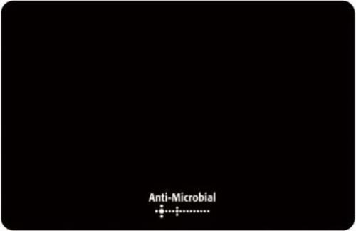 Podkładka Logo pod mysz 24x19cm Czarna