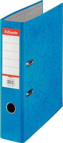 Segregator Esselte Rainbow dźwigniowy A4 75mm niebieski (ES1491)