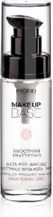 INGRID Make Up Base Baza pod makijaż wygładzająco matująca  30ml
