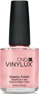 CND Vinylux lakier do paznokci 118 Grapefruit Sparkle 15ml