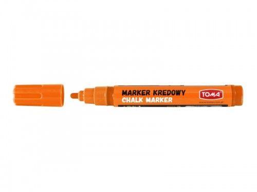 Toma Marker Kredowy 4,45 Mm Pomarańczowy (TO-292 Z 51)