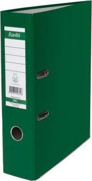 Segregator Bantex XXL dźwigniowy A4 80mm zielony (104615)