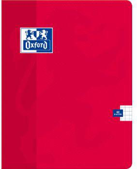 Oxford Zeszyt A5/80 kartek, Kratka (100302253)