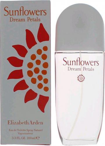 Elizabeth Arden Sunflowers Dream Petals  EDT 100ml