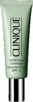 Clinique podkład Continuous Coverage SPF15 02 Natural Honey 30ml