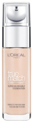 L'Oreal Paris True Match Super Blendable Foundation N2 Vanille 30ml