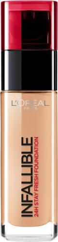Loreal Infallible Stay Fresh Foundation 24H 220 Sand 30ml