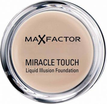 MAX FACTOR Miracle Touch podkład w kompakcie 75 Golden 11,5g