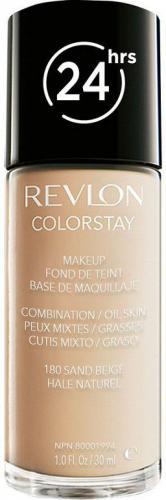 Revlon Colorstay Cera Mieszana/Tłusta podkład 180 Sand Beige 30ml
