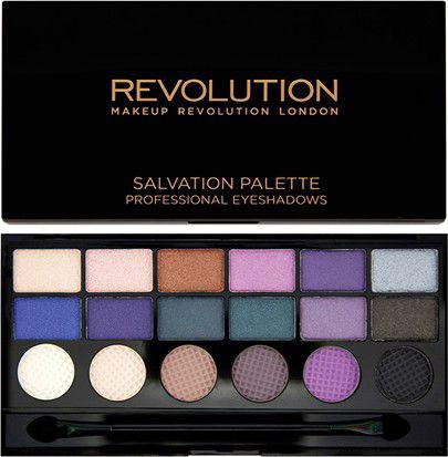Makeup Revolution Cień 18 Unicorns Unite zestaw cieni do oczu paleta