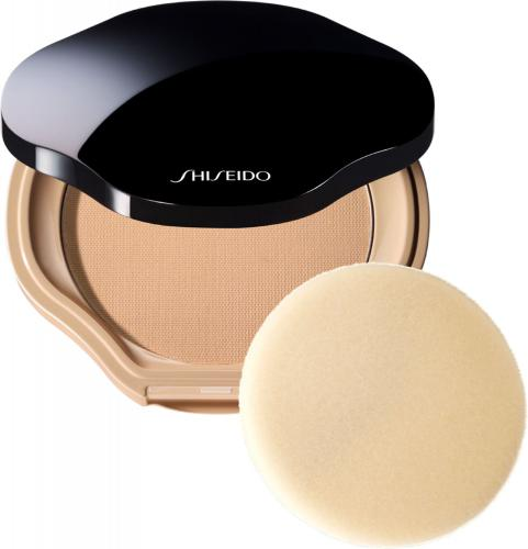 SHISEIDO Sheer and Perfect Compact Foundation SPF21 podkład w kompakcie I60 Natural Deep Ivory 10g