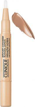 Clinique Airbrush Concealer Illuminates Korektor do twarzy 09 Medium Caramel 1,5ml