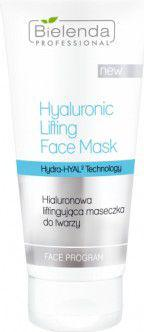 Bielenda Professional Hyaluronic Lifting Face Mask Liftingująca maseczka do twarzy 175ml