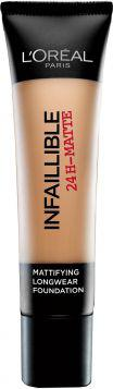 Loreal Infallible 24H Matte Foundation podkład matujący 11 Vanilla 35ml