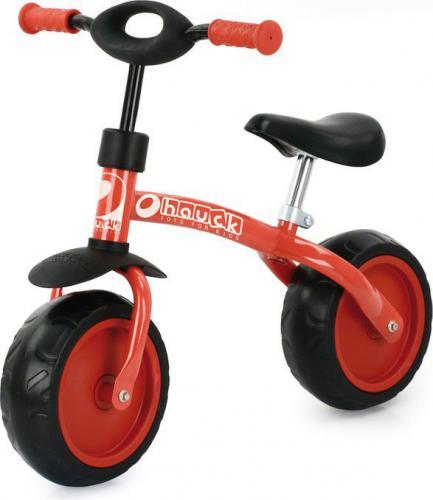 Hauck rowerek biegowy Super Rider 10, czerwony - 80702
