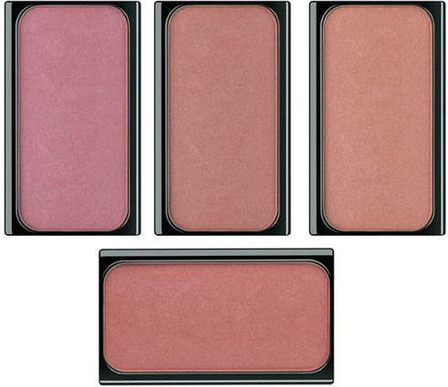 Artdeco Blusher Róż do policzków 35 Oriental Red Blush 5g
