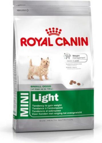 Royal Canin Mini Light Weight Care Psy dorosłe z nadwagą małych ras 4kg
