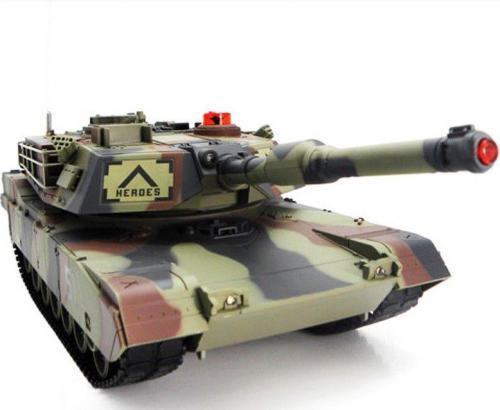 Gimmik Abrams M1A2 RTR 1:24 (UF/549)