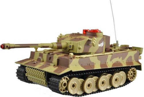 Gimmik German Tiger RTR 1:24 (UF/518)